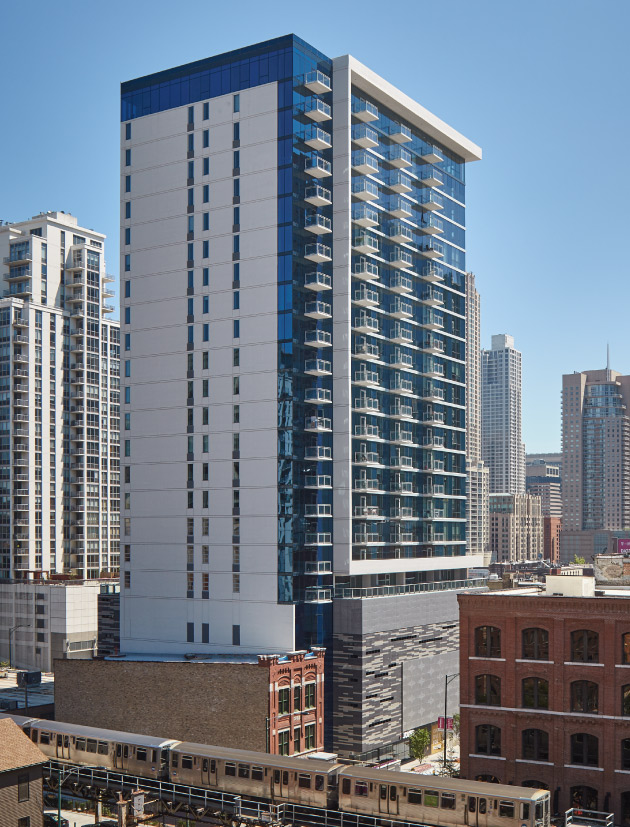 Chicago Apartment Seekers Boutique Luxury In River North 2br 2ba Unit